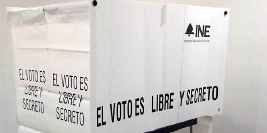 Cuatro casillas especiales se instalarán en el distrito 9 electoral federal en Chiapas