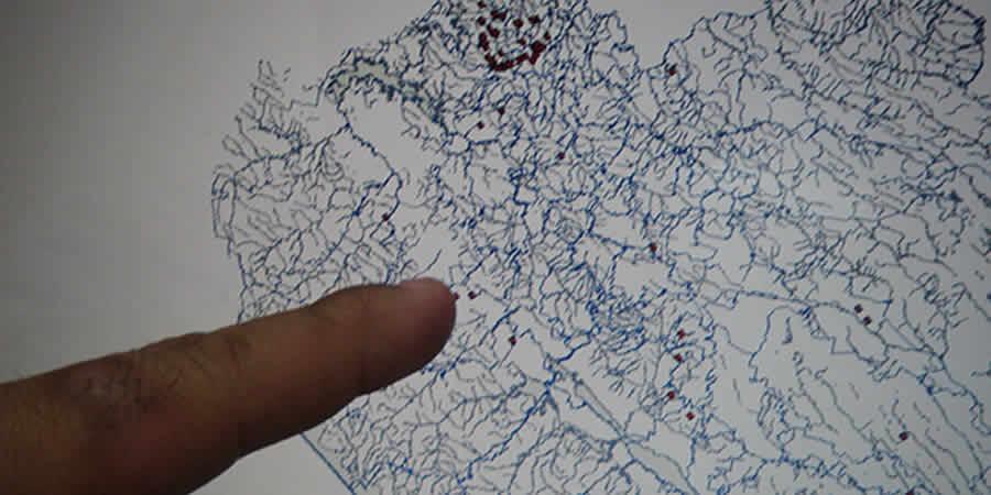 Se actualiza diariamente el Atlas de Riesgo en Chiapas