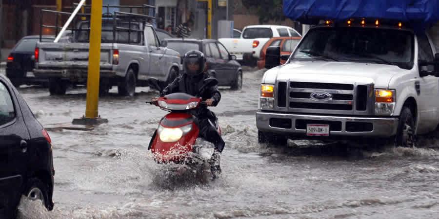 La Conagua afirmó que podrían bajar las temperaturas uno o dos grados por las lluvias