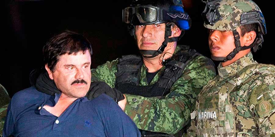 SRE concede extradición de 'El Chapo' a Estados Unidos