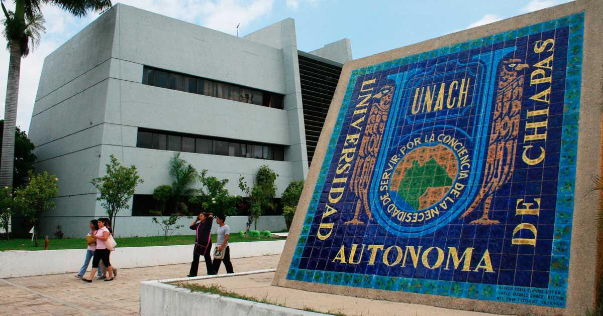 UNACH llevará educación a los penales con carreras técnicas y licenciaturas en línea