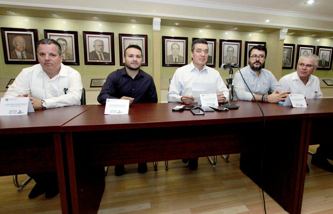 Nuevo sistema penal evita criminalizar al imputado: Rutilio Escandón