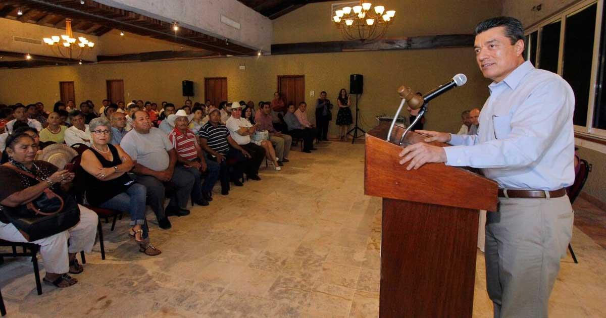 Realiza Rutilio Escandón encuentro sobre el nuevo sistema penal, en Palenque