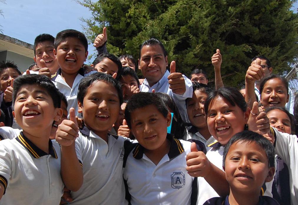 Regresan a clases en Chiapas