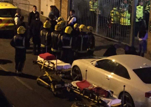 Ataque con ácido en discoteca de Londres deja 12 heridos