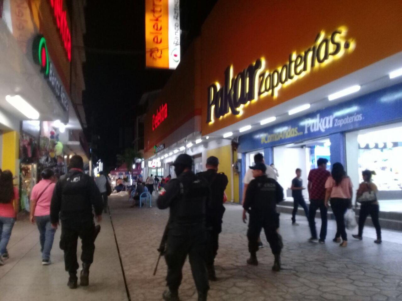 Garantiza FGE seguridad de ciudadanos en la región Costa Soconusco