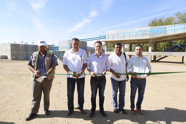 MVC cumple añeja demanda con nueva Planta de Tratamiento de Aguas Residuales