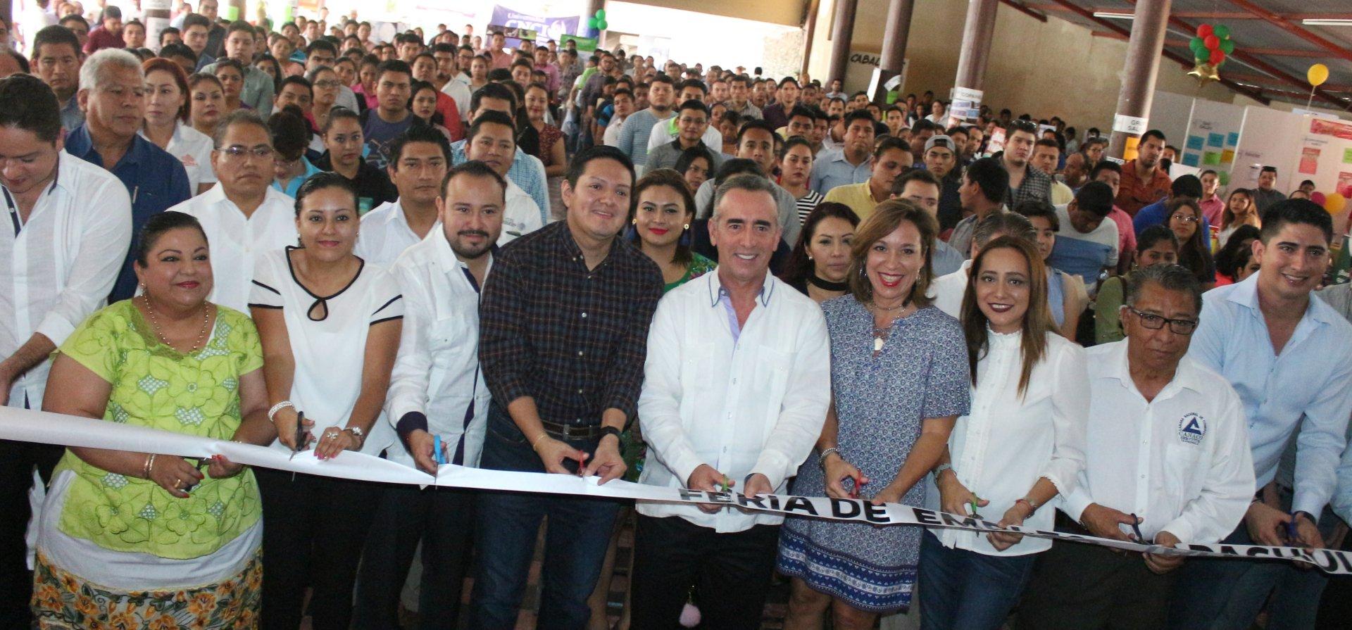 Empleos productivos y de calidad para la región Soconusco