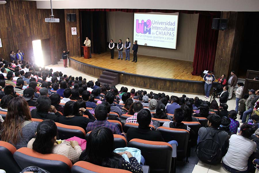Comunidad estudiantil de la UNICH inicia clases