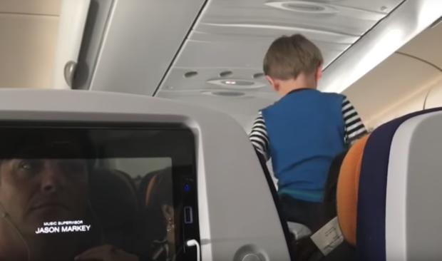 VIDEO: Este niño es un 'demonio'…