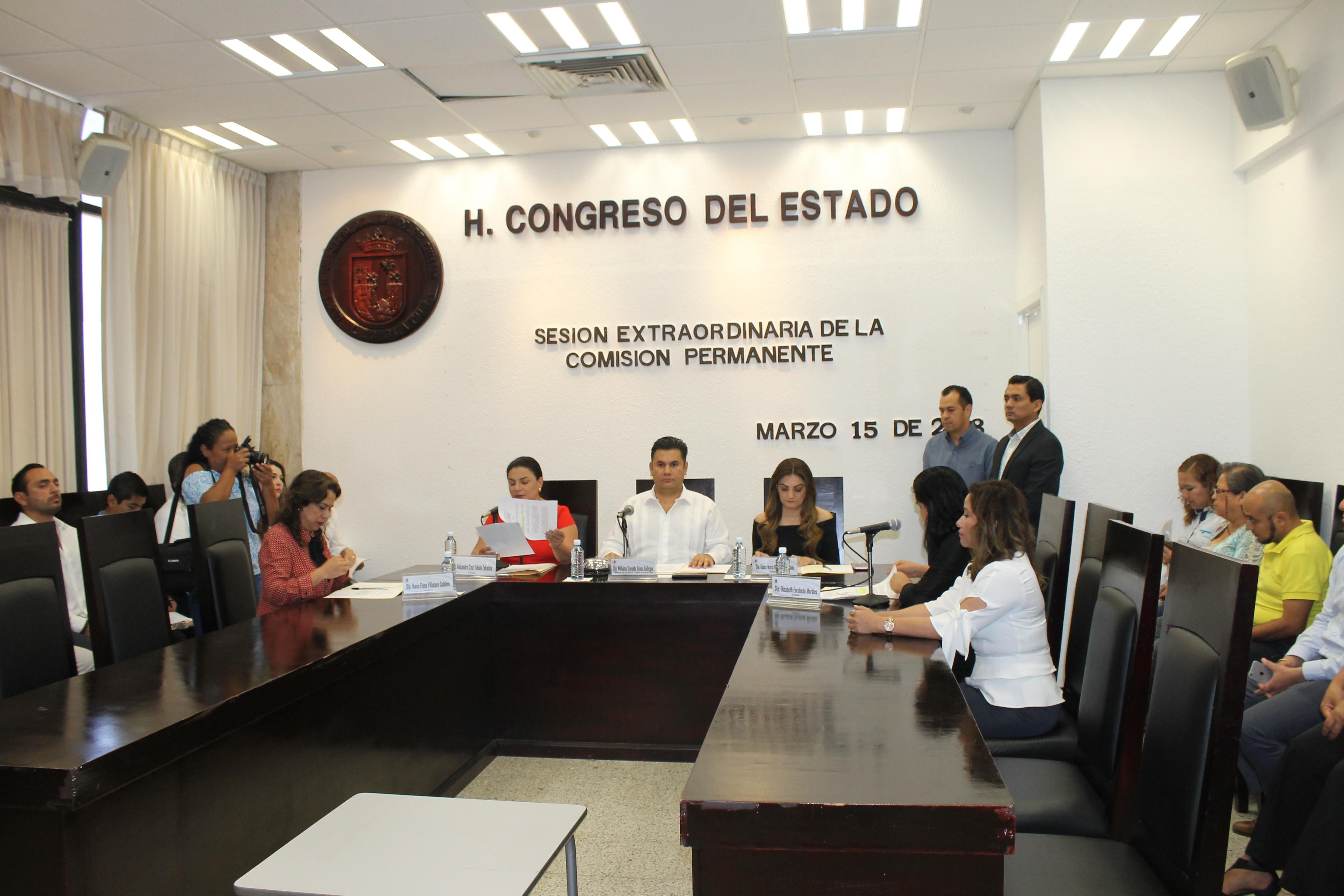 Zepeda Bermúdez, nuevo presidente de la Comisión Estatal de los Derechos Humanos