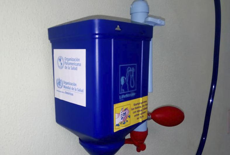 Instalan filtros purificadores para consumo de agua