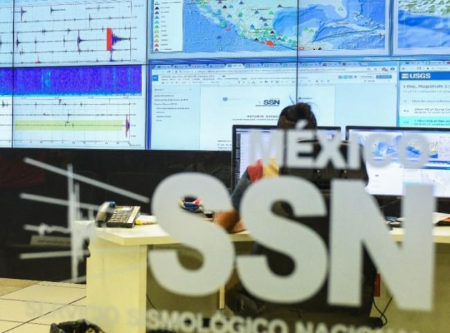 Reportan 32 sismos en las últimas horas en ocho estados del país, entre ellos Chiapas