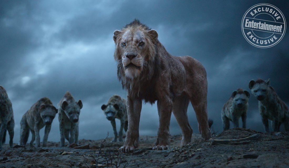 ¡Hakuna Matata! Mira las nuevas imágenes de 'El Rey León'