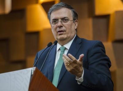 Reitera Ebrard que negociación sobre aranceles está a favor de México