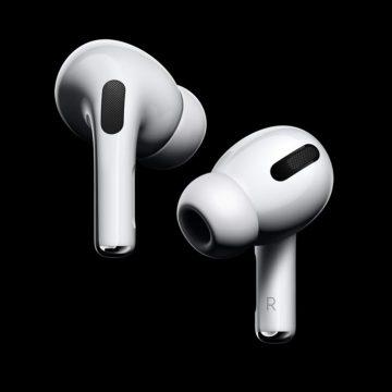 Apple lanza los AirPods Pro y costarán 5,500 pesos en México