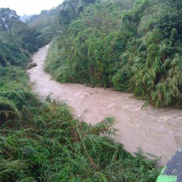 Fuertes lluvias agarran desprevenidos a los alcaldes en turno de la región norte de Chiapas