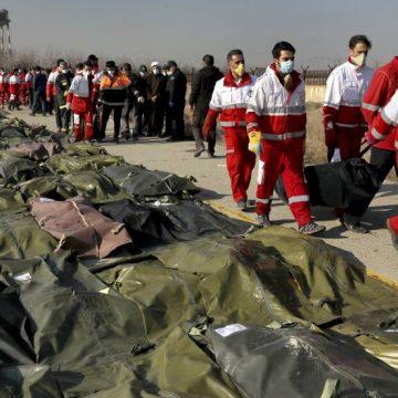 Teoría de que un misil tiró avión en Irán cobra fuerza entre funcionarios de EU