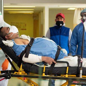 Michoacán acumula 40 fallecimientos por la pandemia
