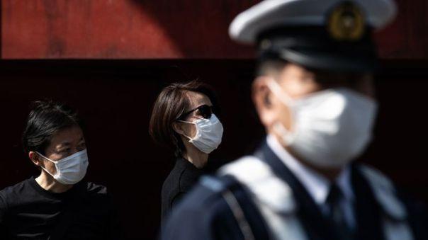 Japón reporta su día con menos contagios de COVID-19 desde abril