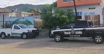 Localizan sin vida a una joven mujer dentro de un cuarto de hospedaje en el municipio de Arriaga