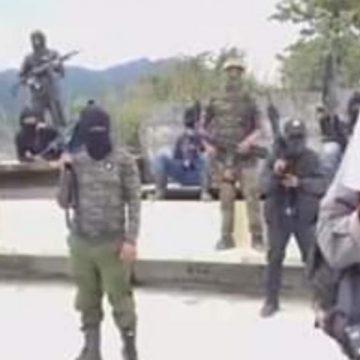 Desmiente Secretaría de Gobierno, conformación de presunto grupo guerrillero en Ocosingo