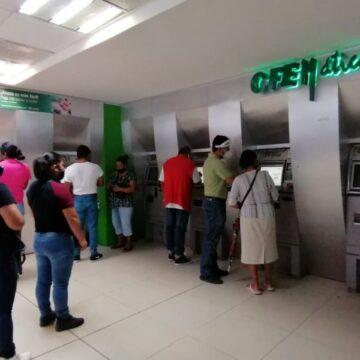1 de cada 2 cajeros automáticos de CFE inservibles declara la ciudadanía