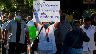 México, primer lugar mundial en personal de salud fallecido por COVID-19: Amnistía Internacional