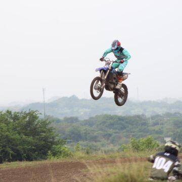 Regresó el motocross, se disputó la tradicional 'Clásico Independencia'