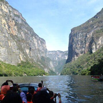 3 áreas naturales protegidas en Chiapas reabren sus instalaciones