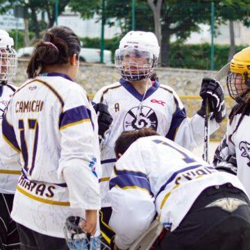 Se disputó un torneo interno de la liga de Hockey Chiapas Cuauhtémoc