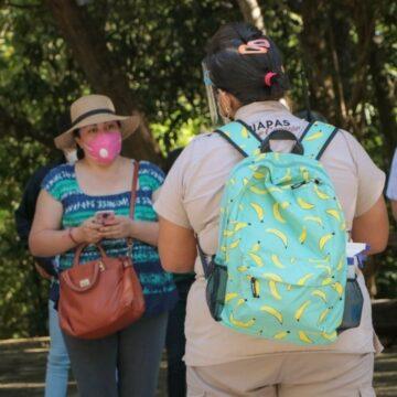 Recibe Zoomat Chiapas a 24 grupos tras una semana de reabrir sus puertas