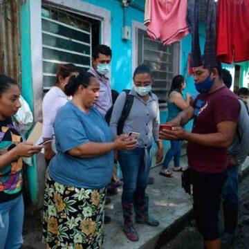 Realizan censo de afectaciones en Tabasco en 164 localidades