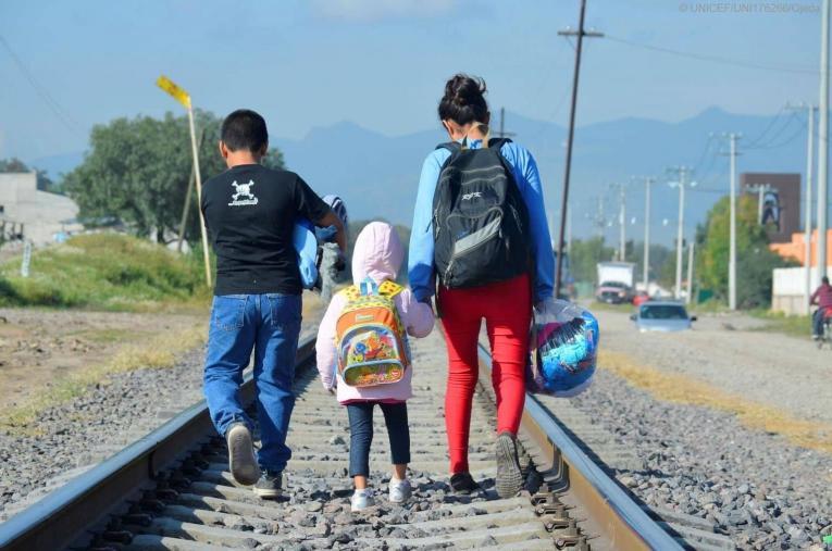 México no deberá asegurar a menores migrantes en centros de acogida, da a conocer el consultor migratorio Castro Molina