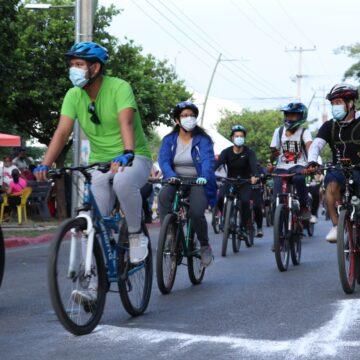 Ayuntamiento premia a ganadores en el Circuito Deportivo y Recreativo Tuxtlán