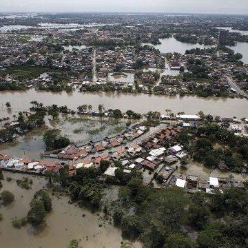 Tabasco de nueva cuenta en alerta por los ríos Puxcatán y Usumacinta