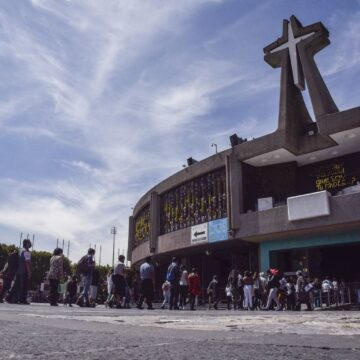 Por Covid-19 no habrá festejos guadalupanos en la Basílica, permanecerá cerrada del 10 al 13 de diciembre