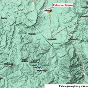 Por sismos, Protección Civil mantiene monitoreo preventivo en Pichucalco