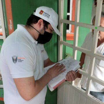 Continúa campaña de concientización ciudadana en Tuxtla Gutiérrez