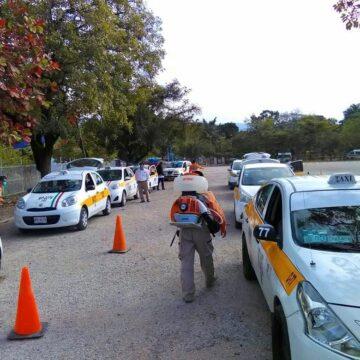 Continúan operativos de sensibilización por Covid-19 en Tuxtla Gutiérrez