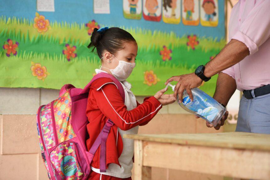 Presentan protocolo para regreso a clases presenciales en Chiapas y Campeche