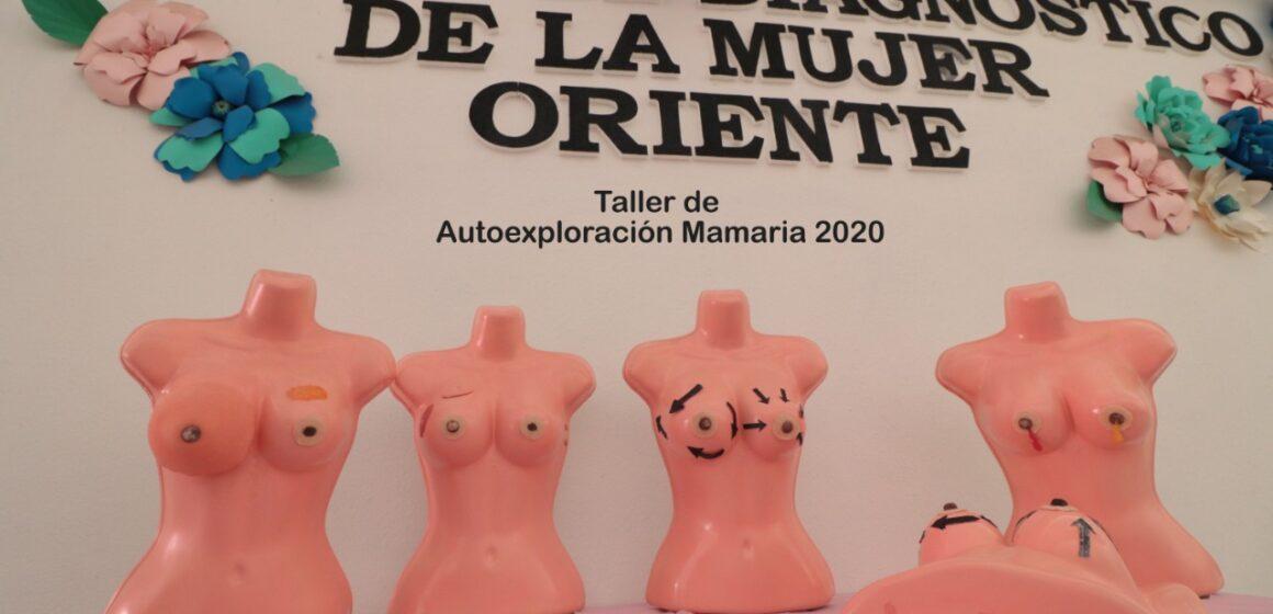 Implementa Ayuntamiento de Tuxtla campaña gratuita de diagnóstico de cáncer cervicouterino y mamario