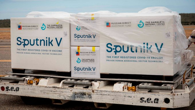 Primer embarque de vacuna rusa contra COVID-19 'Sputnik V' llegará este fin de semana a México