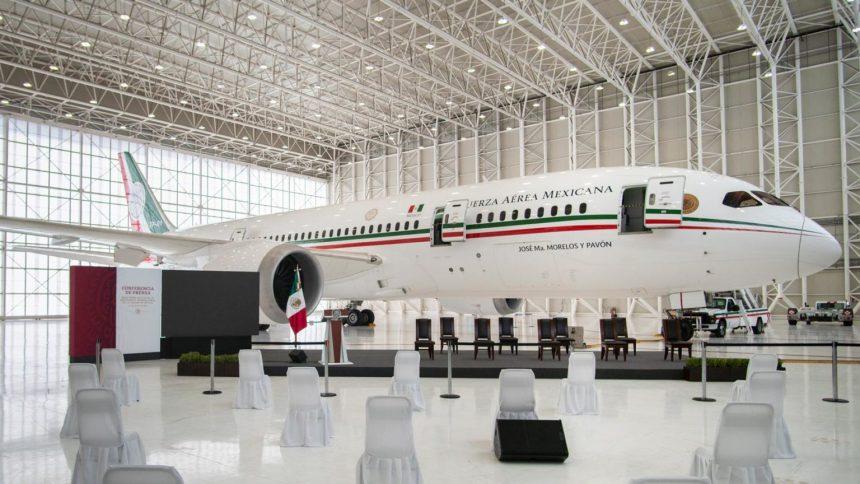 Avión presidencial interesa a 3 posibles compradores: Banobras