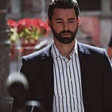 Suspenden al actor Gonzalo Peña, acusado de cómplice de violación por Daniela Berriel