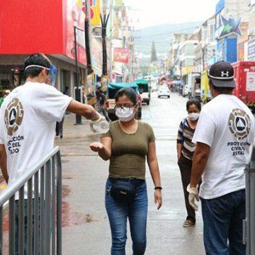 Chiapas supera los 10 mil casos de Covid19 a un año de la pandemia
