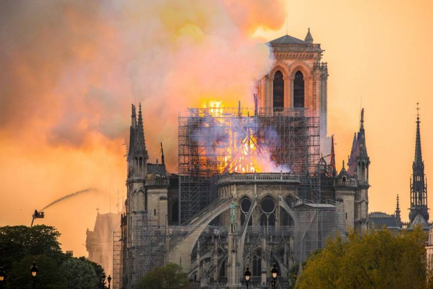 Notre Dame avanza hacia su reconstrucción dos años después del incendio