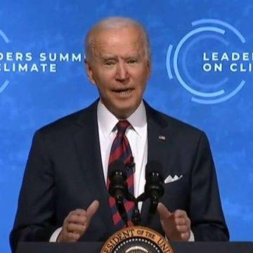 Biden inaugura Cumbre Climática y promete reducir hasta en 52% emisiones de EU para 2030