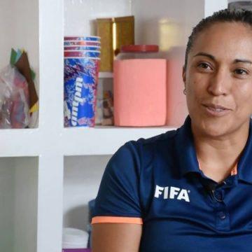 La mexicana Lucila Venegas será árbitra central en los Juegos Olímpicos