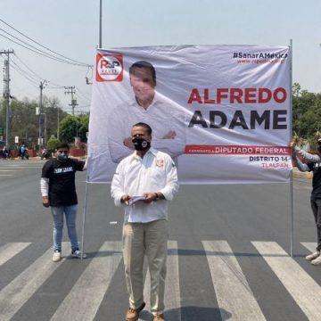 """Adame se disculpa por mentada de madre a automovilista; """"fui víctima del enojo"""""""